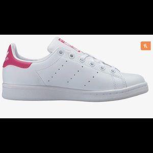 66c8077a92c Adidas Stan Smith J Tennis Shoe (BIG KID)